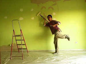 easy interior house painting