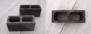 Hollow concrete slab