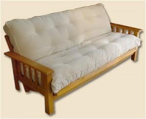 Three bodies futon