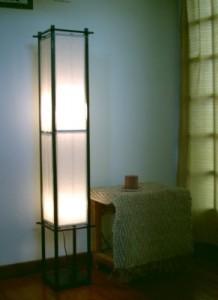Marvelous Oriental Style Floor Lamp