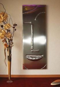 Decorative iron art work