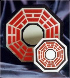 Feng Shui mirrors