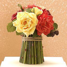 Roses arrengement