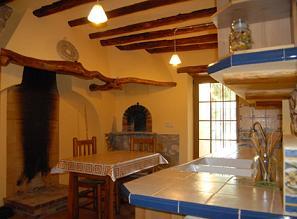Tuscany kitchen styled