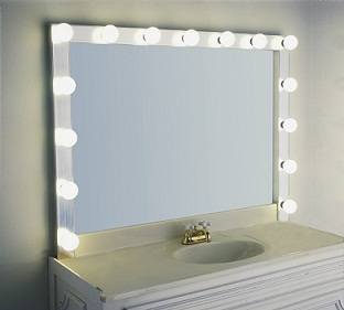 How To Remove A Flat Bathroom Mirror